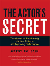 Buy The Actor's Secret by Betsy Polatin